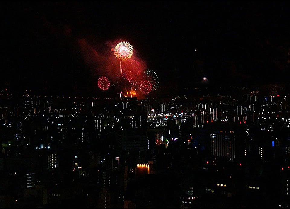 広島みなと夢花火大会 イメージ