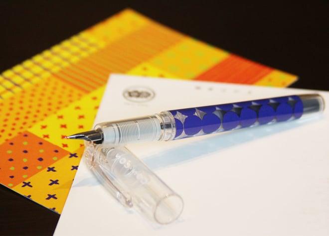 SOU・SOUデザインのペン
