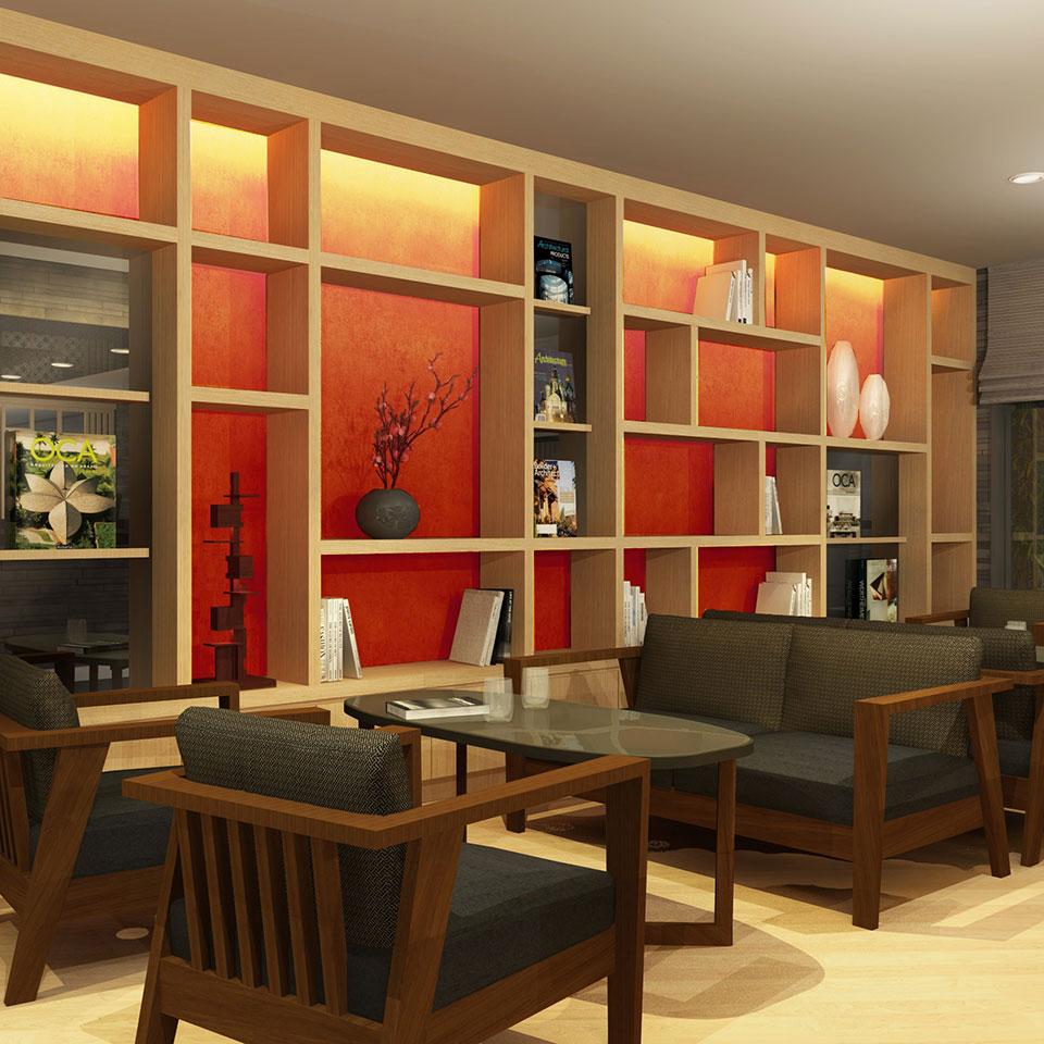 住房貴賓專用酒吧 (3樓)