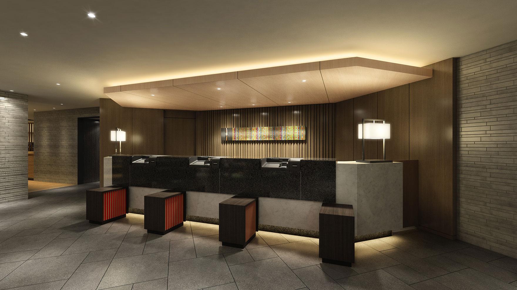 reception Twin (Guests per room: 3) 28.8㎡