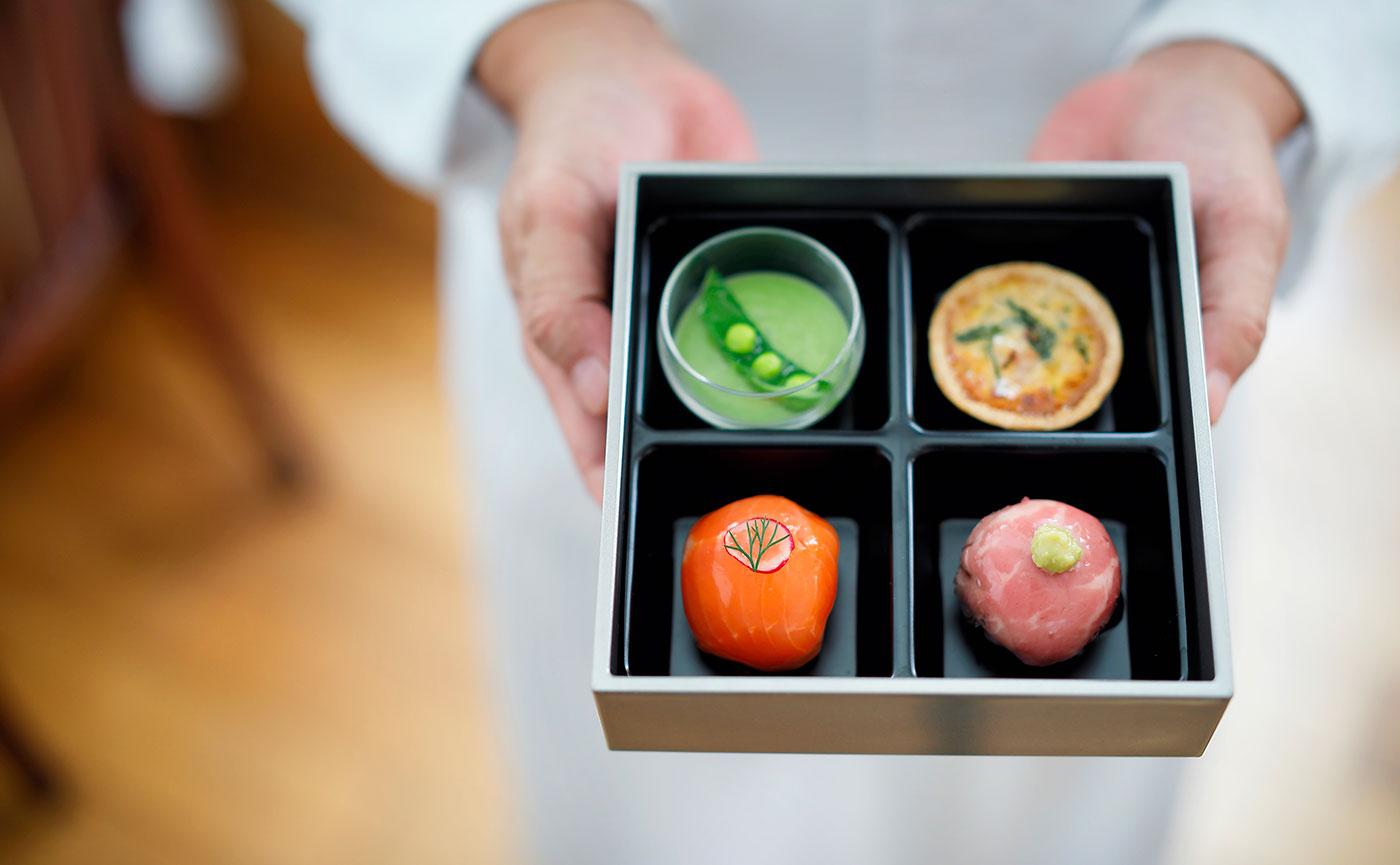 Kyoto Shikisai-bako (Four Seasons Box)