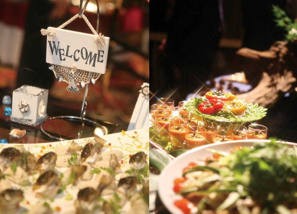 【歓送迎会プラン<宴会場>】目的に応じて、様々な宴席でご利用いただけるプランです