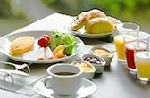 朝食のご案内