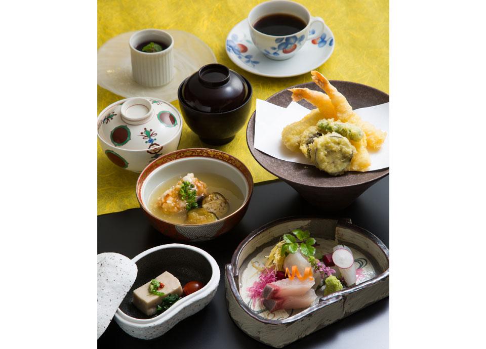 日本料理なにわ ランチ イメージ