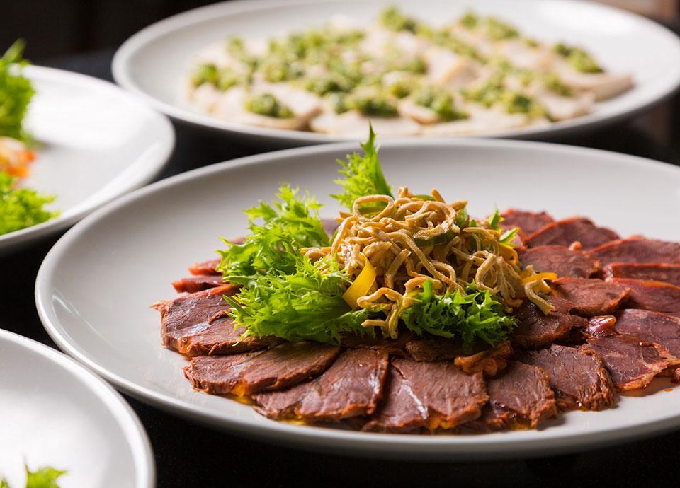 ウィークデイランチ中華前菜イメージ