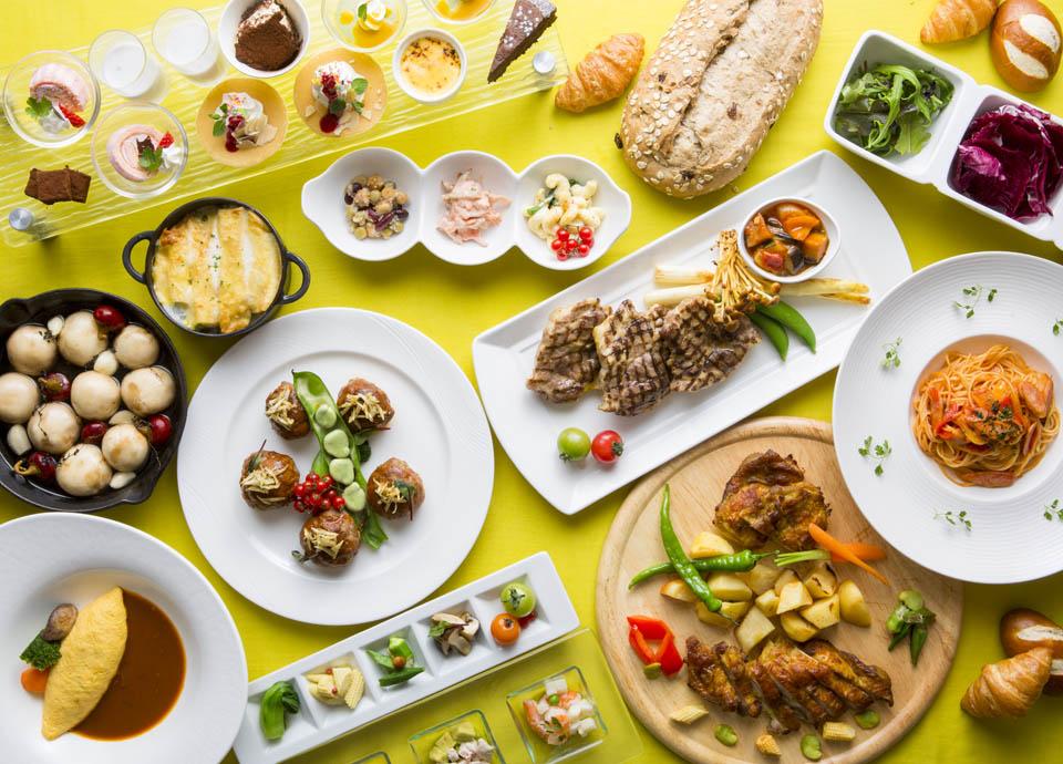 開業25周年記念<br>レストラングルメスタンプラリー