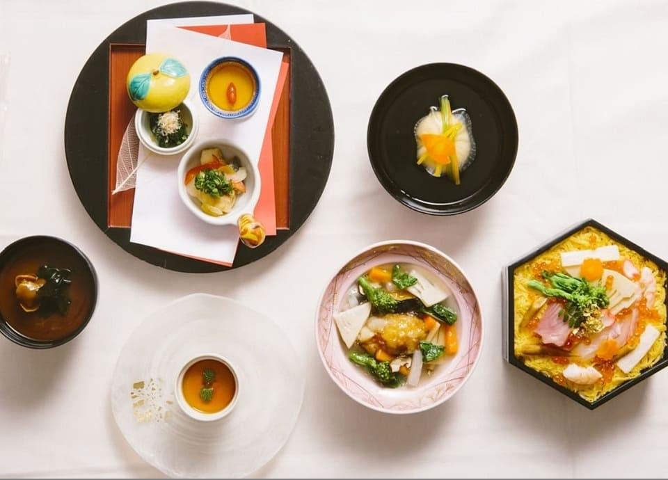 日本料理なにわ 25周年記念サンキューランチ