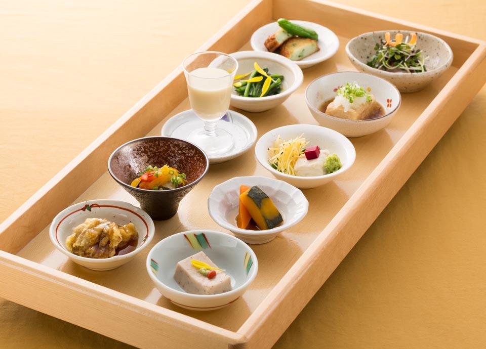 日本料理なにわ 女子会プラン イメージ