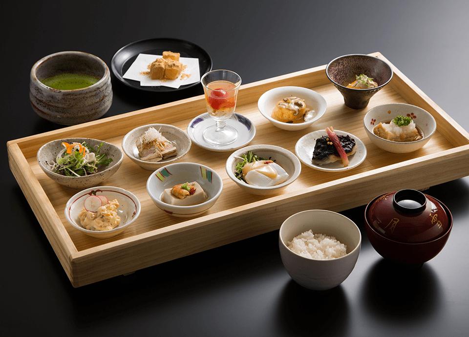 なにわ小町 日本料理なにわ