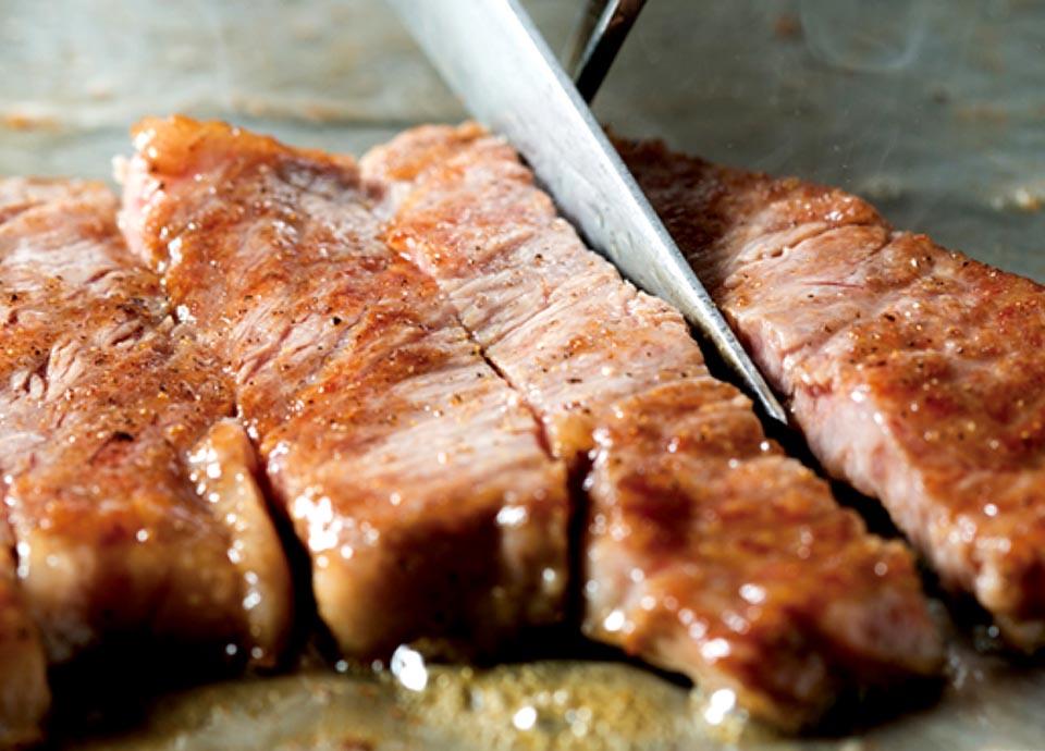 牛肉のソテー【土日祝日限定】