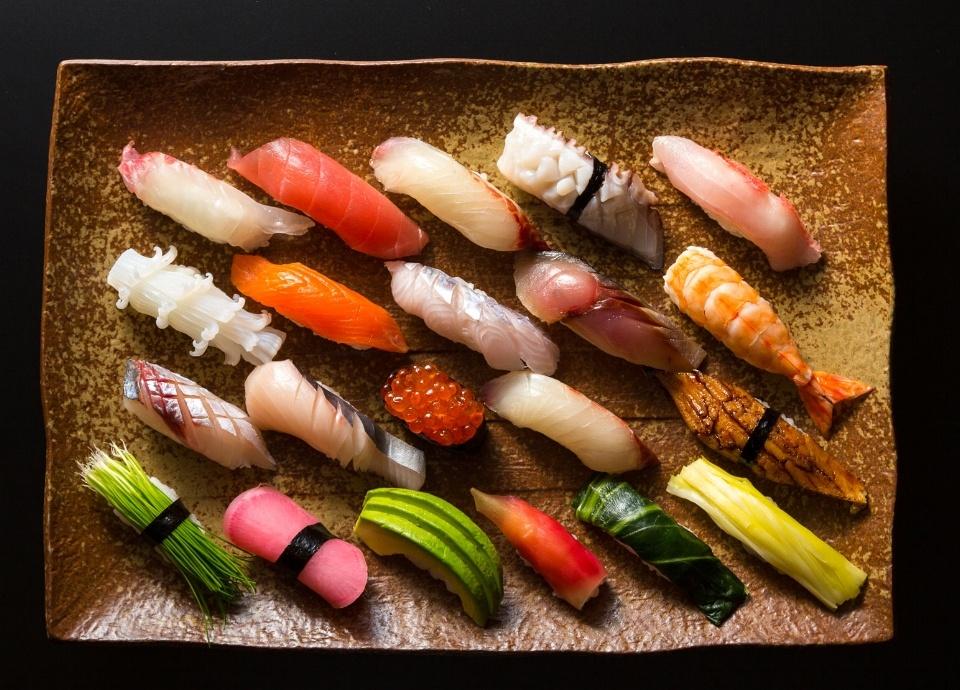 選べる鮨ランチ
