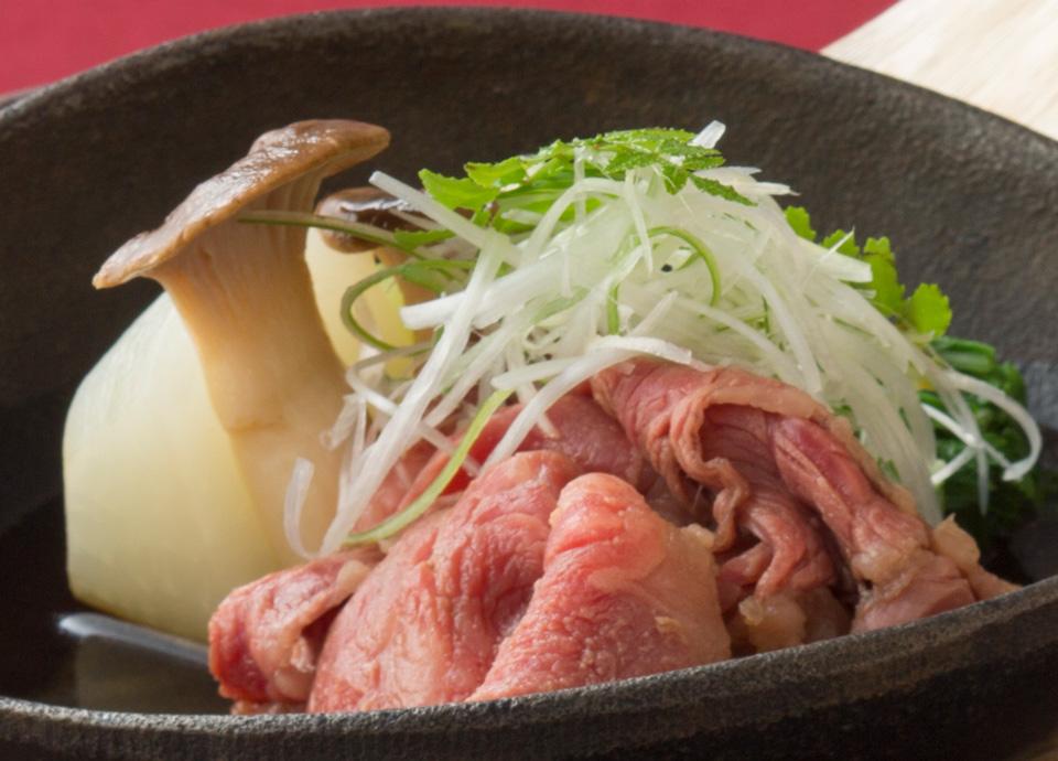 国産牛のすき焼き風沢煮 イメージ