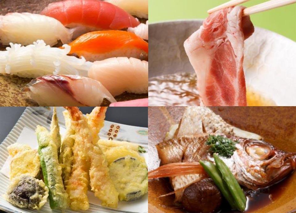 日本料理なにわ ディナー イメージ