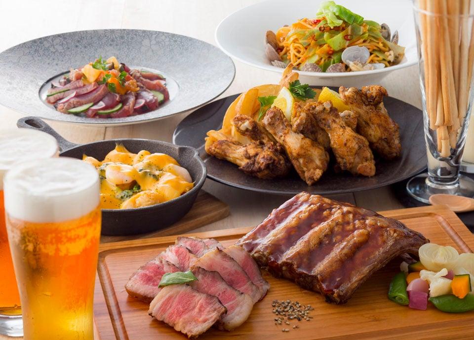 [開業25周年記念] BEER FAIR 2019  ~肉×チーズ×スパイス~