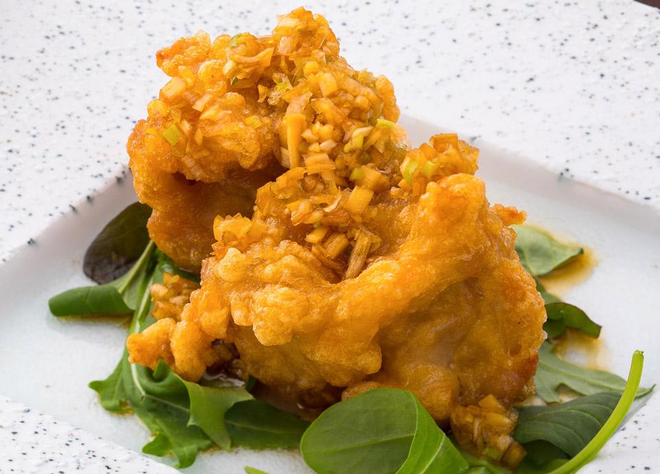 鶏の唐揚げ イメージ