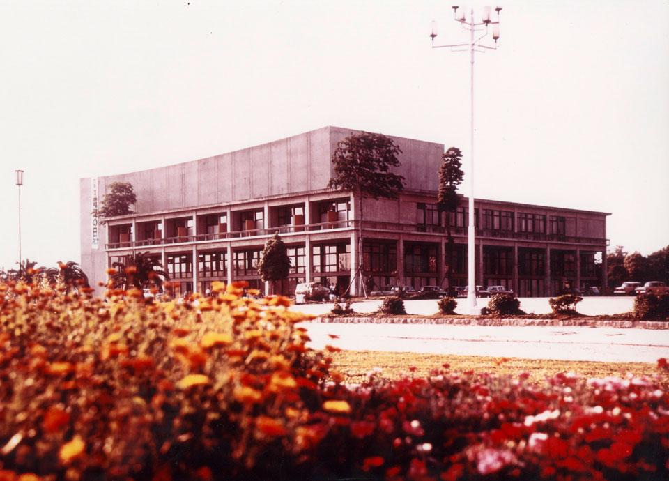 1955年 新広島ホテル開業