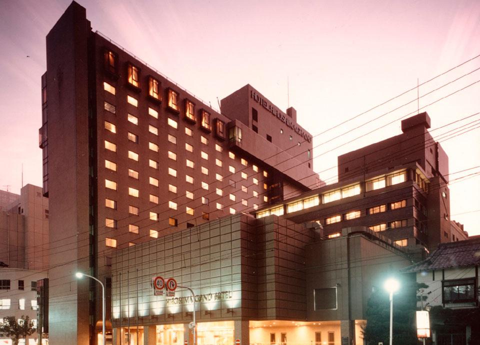 1973年 広島グランドホテル新館 開業 新広島ホテル 閉館