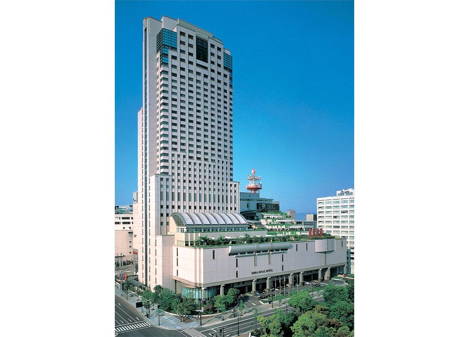 1994年 リーガロイヤルホテル広島 開業(4月25日)