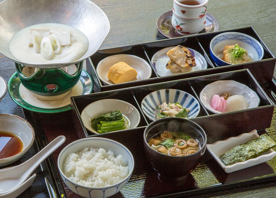 和朝食 イメージ