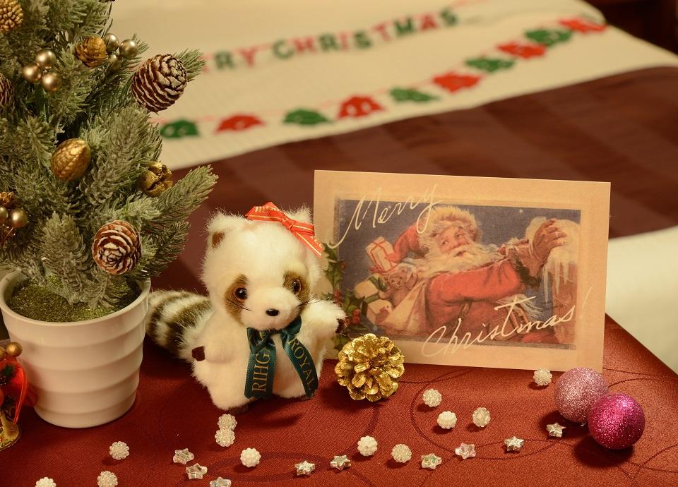 アーリー ファミリー クリスマス ステイ
