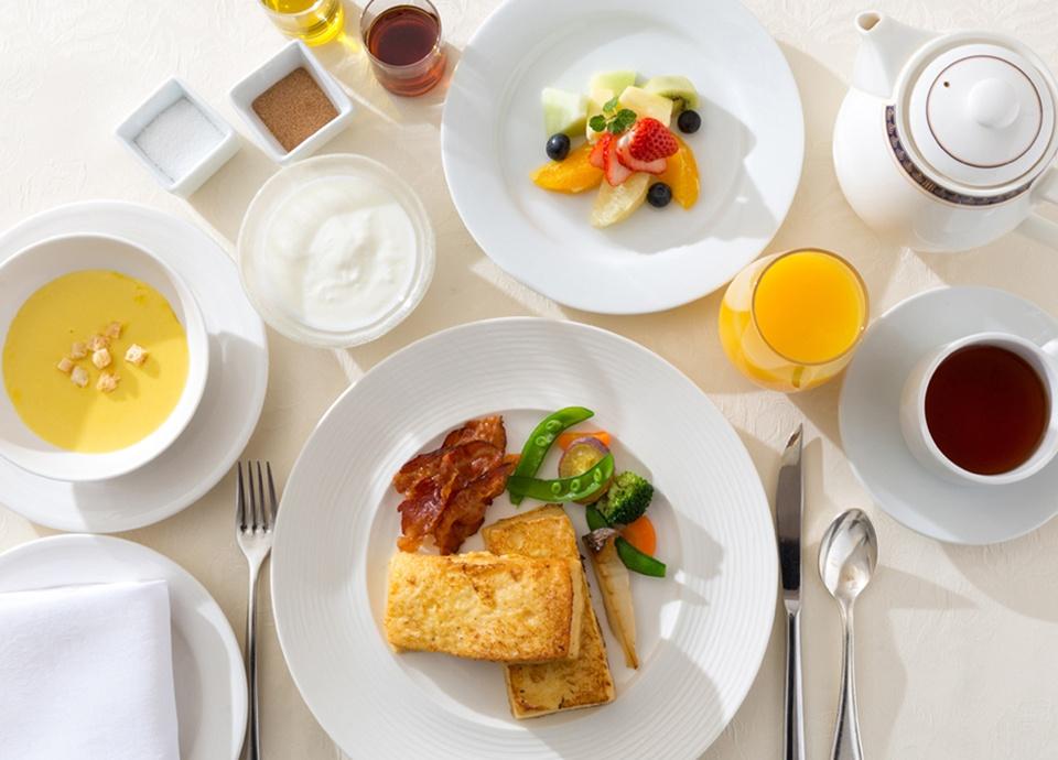 特別朝食ルームサービス<洋食>