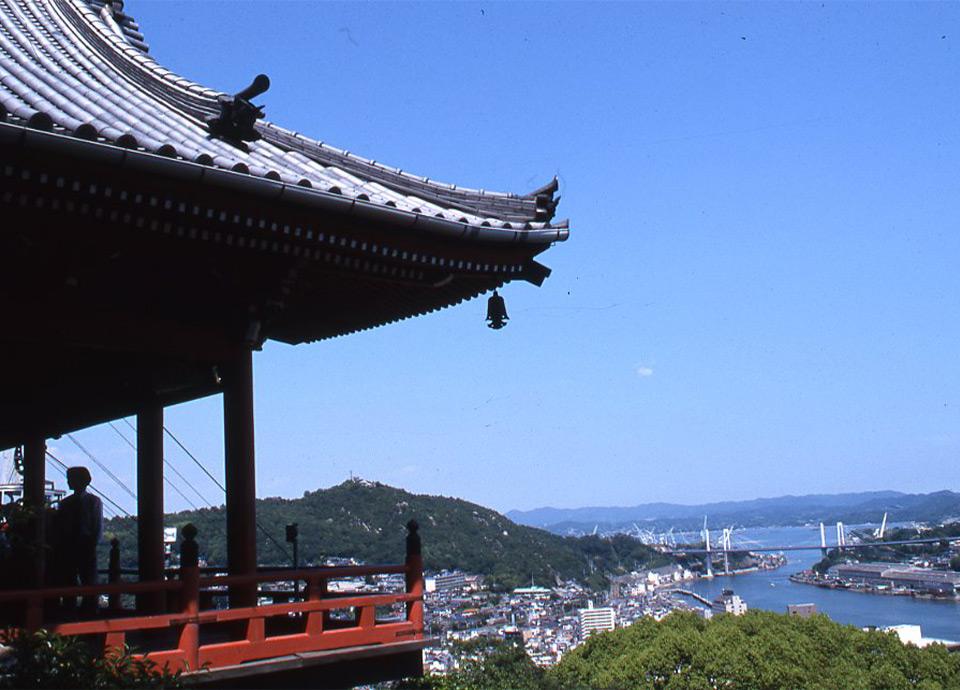 尾道・千光寺(写真提供:広島県)