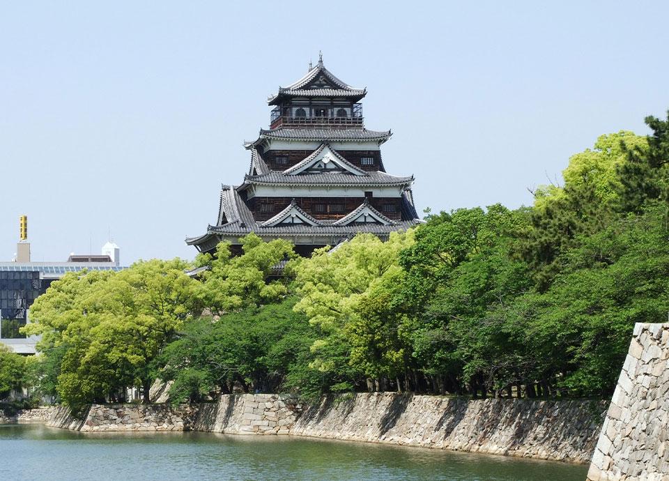 広島城(写真提供:広島県)