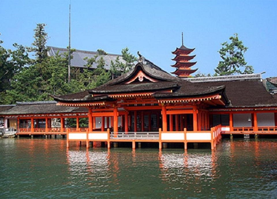 厳島神社 イメージ