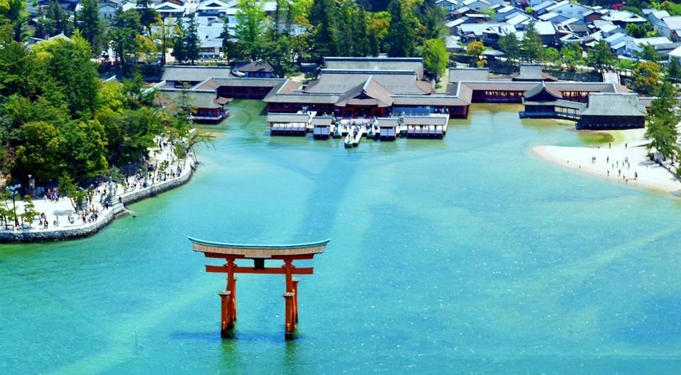 世界遺産 宮島 厳島神社