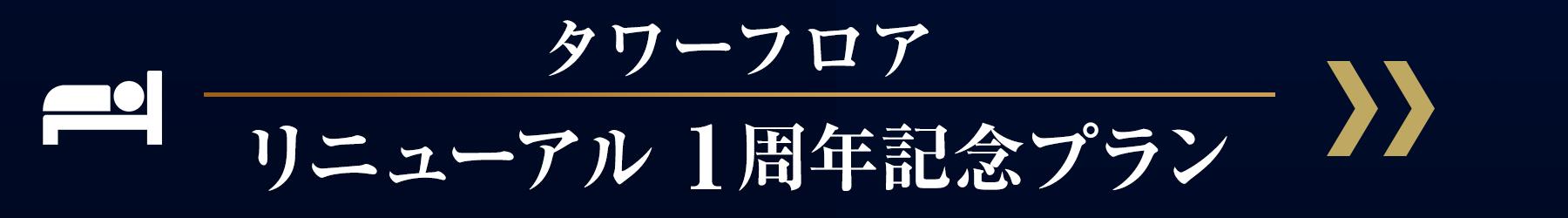タワーフロア リニューアル1周年記念プラン