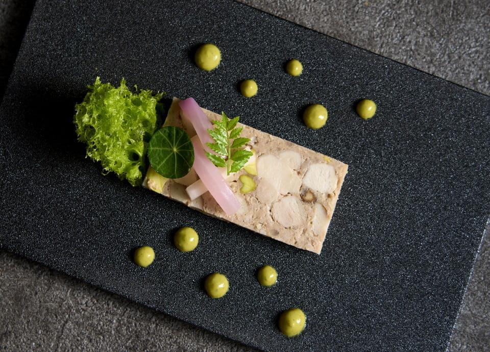 レストラン シャンボール・料理イメージ