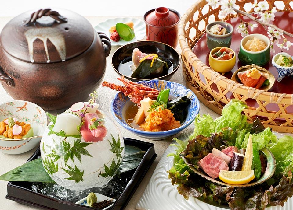 日本料理なにわ「25周年記念 ペア会席」