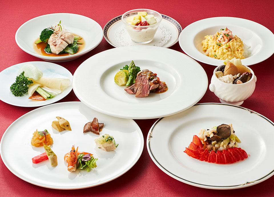 中国料理 龍鳳「25周年特別菜譜」
