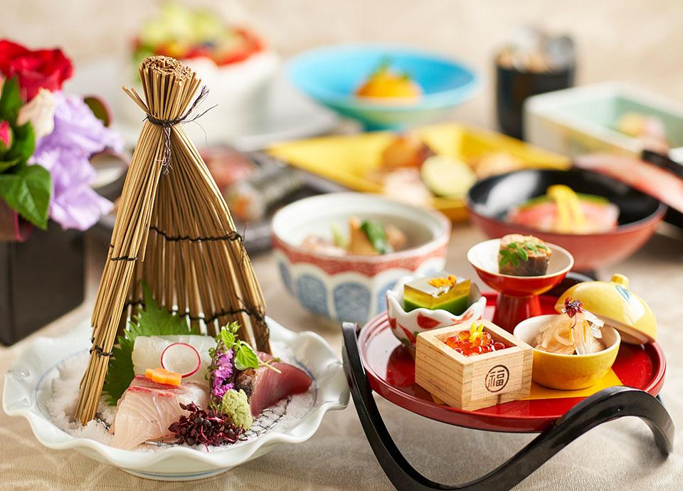 日本料理なにわ(1階)