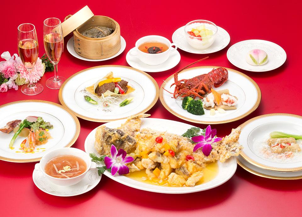 中国料理 龍鳳(2階)