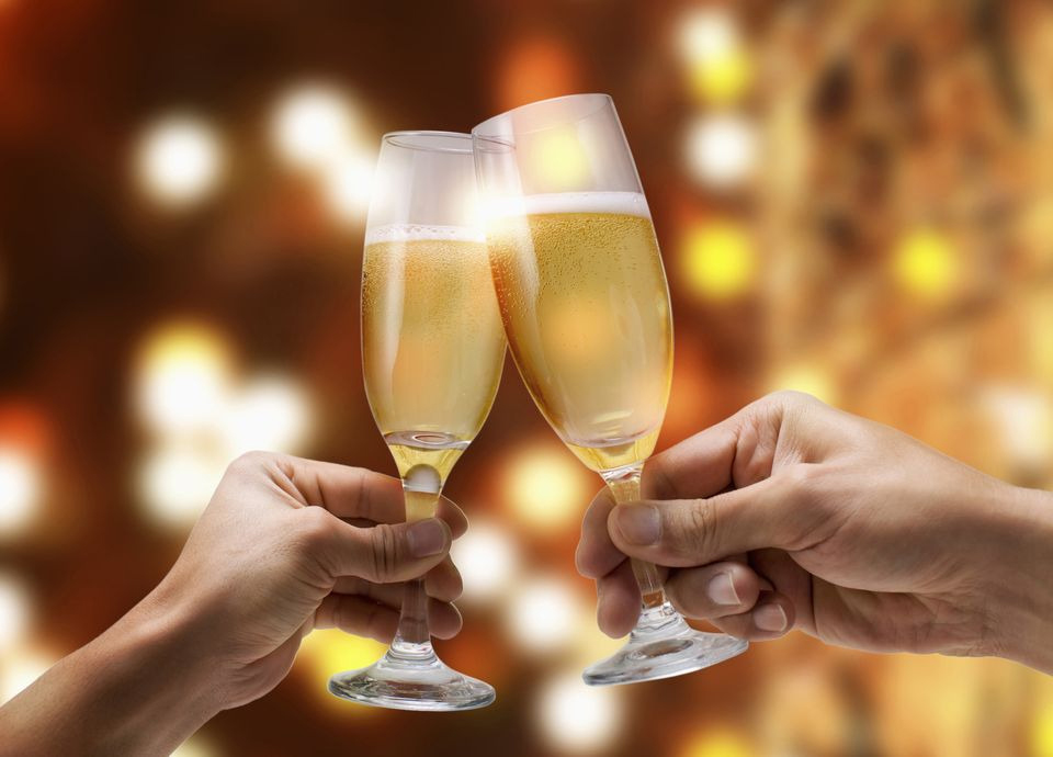 乾杯用スパークリングワイン イメージ