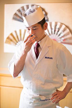 料理長 中村 嘉英が贈る<br>6月 美食の夕べ