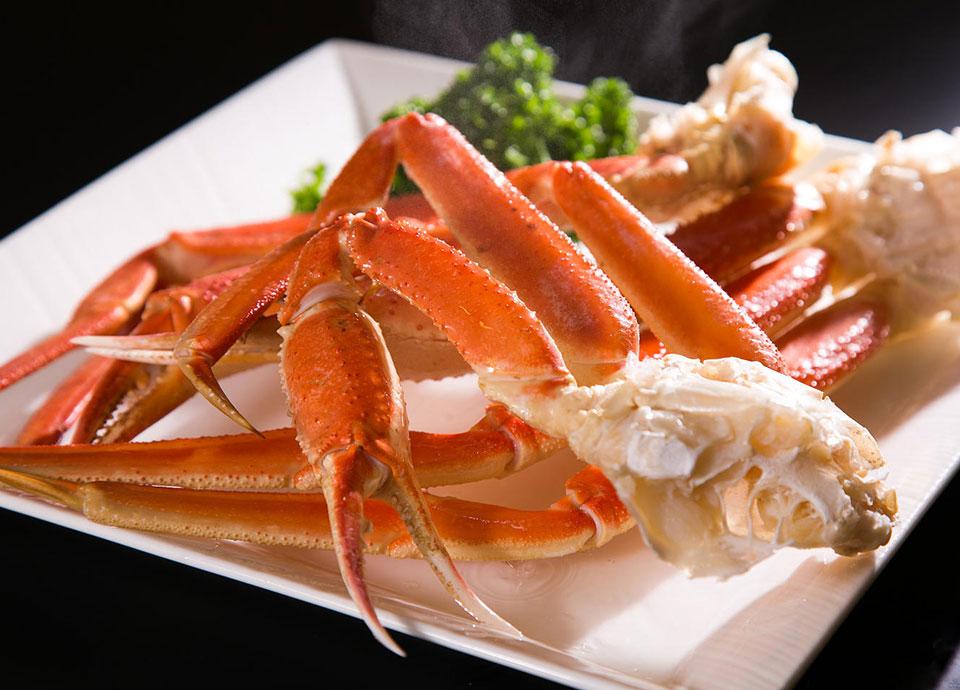ボイルズワイ蟹 イメージ