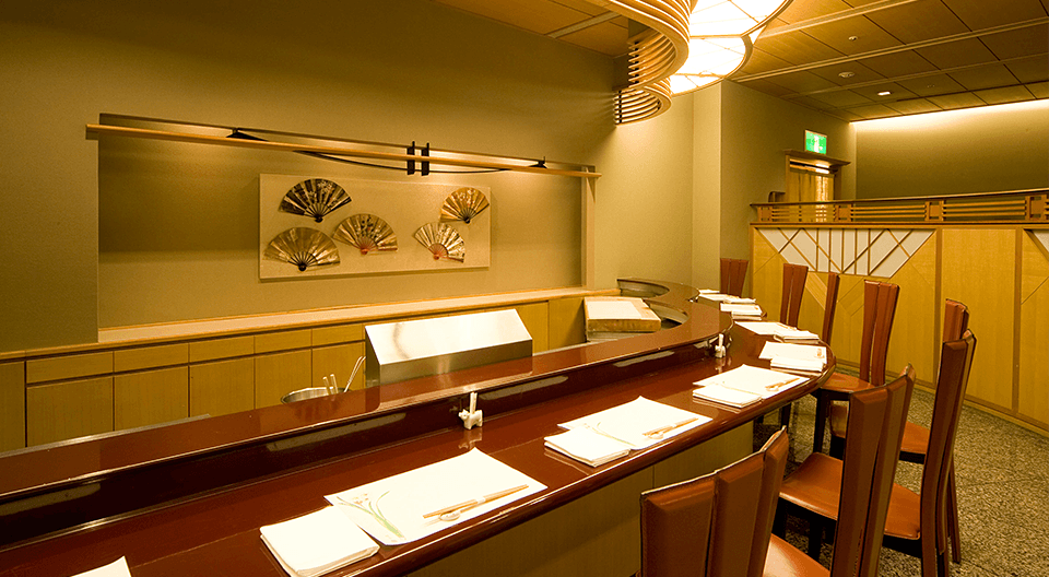 日本料理 なにわ[天ぷらカウンター]