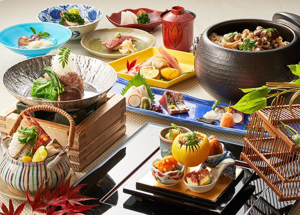 ¥18,000コース 料理イメージ