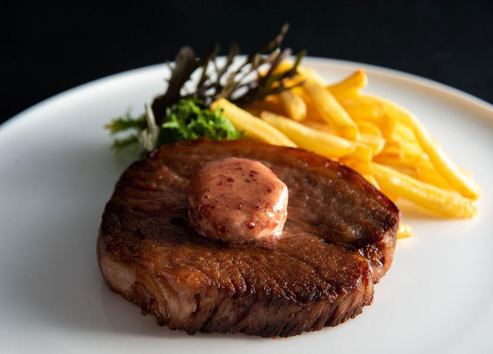 牛肉ステーキフリット