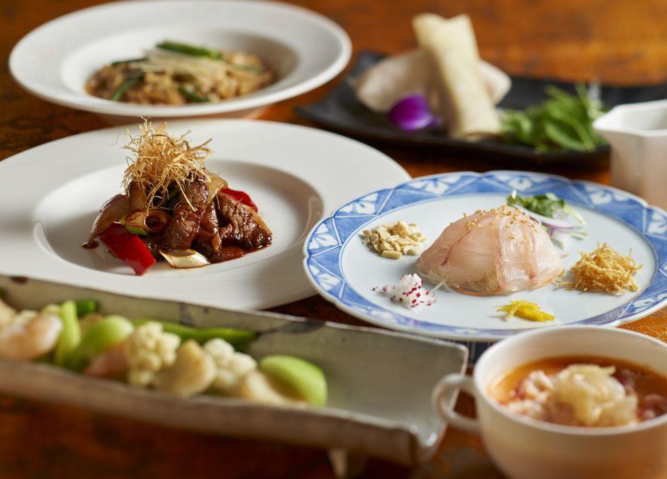 中国料理 龍鳳「珊瑚 ~さんご~」