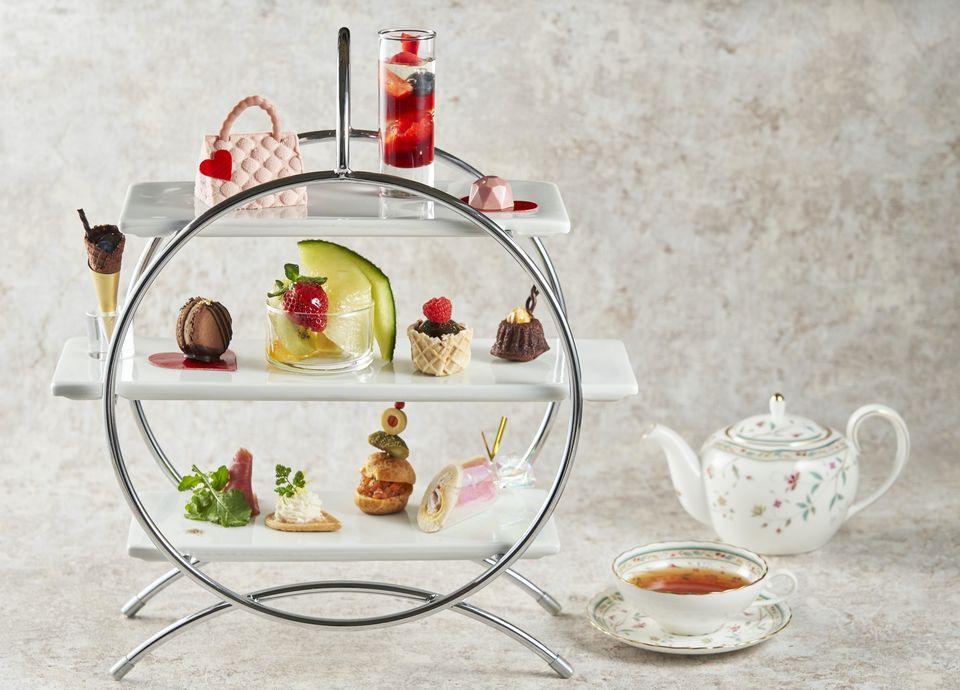 【平日限定】<br class='pc_only'>Tivoli Afternoon tea