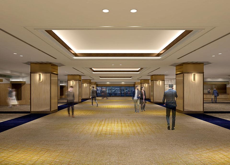 2階エントランス イメージ