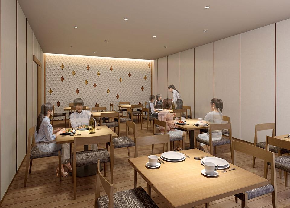 レストラン 個室イメージ