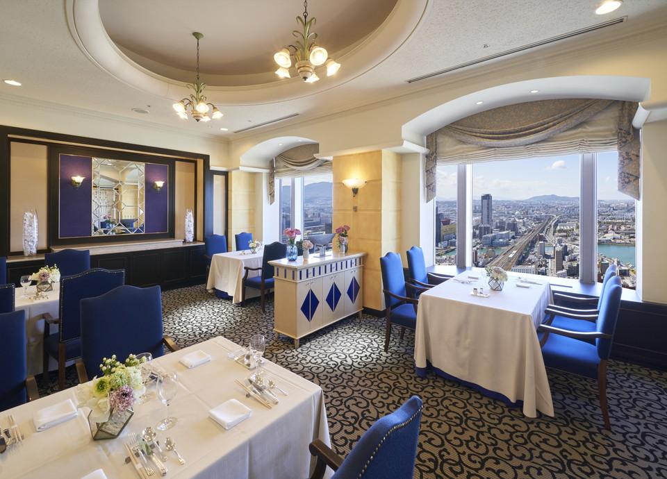 28階 タワーフロア専用朝食会場