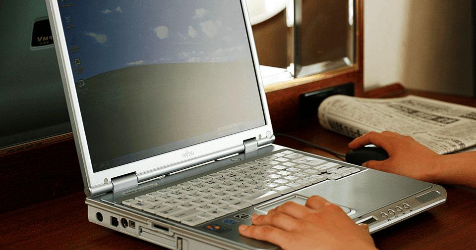インターネットのご利用 全客室での無線インターネットサービス(Wi-Fi)を無料でご利用いただけます。 <br>※ご利用に際してはパスワードが必要です(パスワードは客室内でご案内させていただきます)