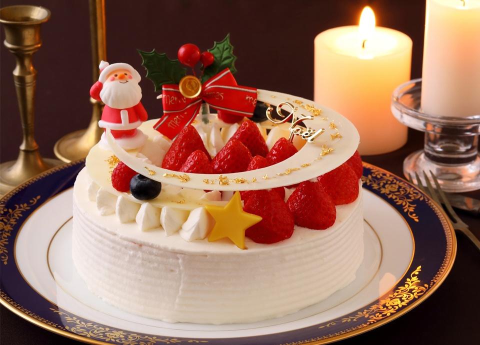 【限定60台】クリスマスケーキ~クレセントムーン~