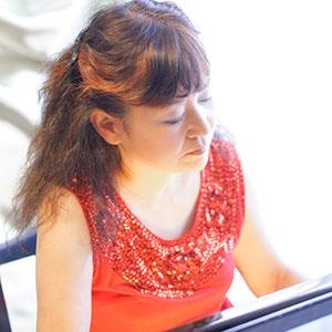 笹井 順子(ピアノ)