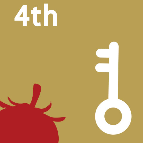 4th「ROUGE×金色」